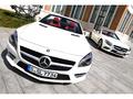 Essai - Mercedes SL 500 R231 : vigueur au point