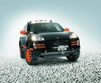 Porsche Cayenne S Transsyberia : en route pour l'aventure !