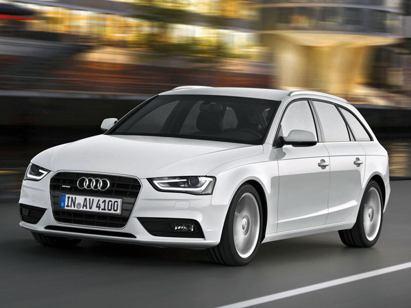 Une Audi A4 Superavant pour 2016 ?