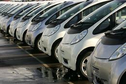25 Mitsubishi i-MiEV électriques vont être testées au Royaume-Uni