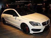 Vidéo – Mercedes CLA Shooting Brake : Caradisiac était à la première mondiale