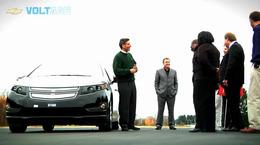 Sécurité : un système sonore pour la Chevrolet Volt hybride