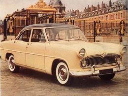 Question du jour n° 164 : à quelle époque historique la marque Simca aimait-elle se référer ?