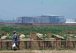 La construction de l'usine de la Tata Nano relancée