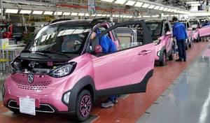 La Chine réduit ses aides à l'achat de voitures électriques avant de les supprimer totalement en 2020