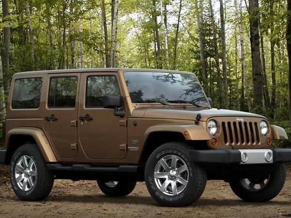 """Genève 2011 : quelques séries spéciales Jeep """"70th Anniversary Edition"""" pour l'Europe"""