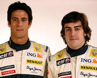 F1 Renault : Di Grassi à la place de Piquet en 2009 ?