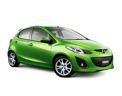 Trois Mazda Demio électriques vont être testées au Japon en 2010