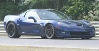 """Corvette Blue Devil: """"A la hauteur de la Carrera GT et de l'Enzo..."""""""