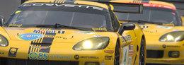 Corvette: Un double programme GT1/GT2 en 2009!