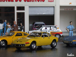 1/43ème - OPEL GT 1900