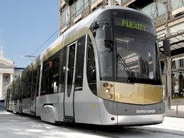 Jeux Olympiques d'hiver 2010 : 2 tramways sont partis de Belgique pour se rendre au Canada !