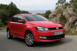 """Une citadine sobre décroche le Titre de """"Voiture de l'année 2010"""" en Europe: la Volkswagen Polo"""