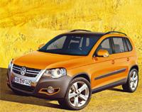 La folie des Mini SUV:  VW Mini Tiguan