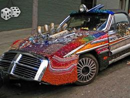 Saucisse du vendredi : Mazda MX5 patchwork