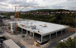 Porsche mettra en service un nouvel atelier de peinture écolo en 2011 en Allemagne