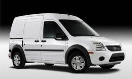 Le Ford Transit Connect électrique produit l'année prochaine