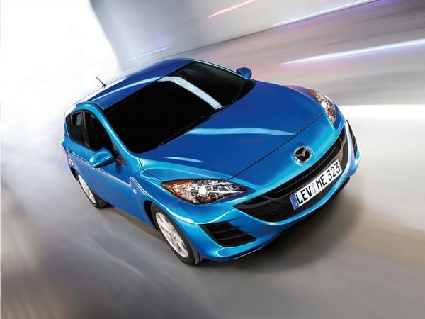 Mazda3 Kizuna: Une série spéciale richement dotée