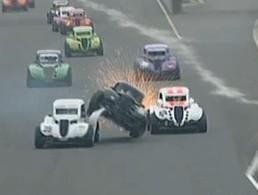 Vidéo : Best of crash de l'année 2009