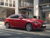 Lexus IS 300h restylée: à partir de 39990€
