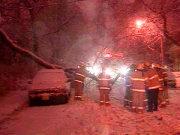 Canada/Etats-Unis : les automobilistes face à des routes enneigées aujourd'hui