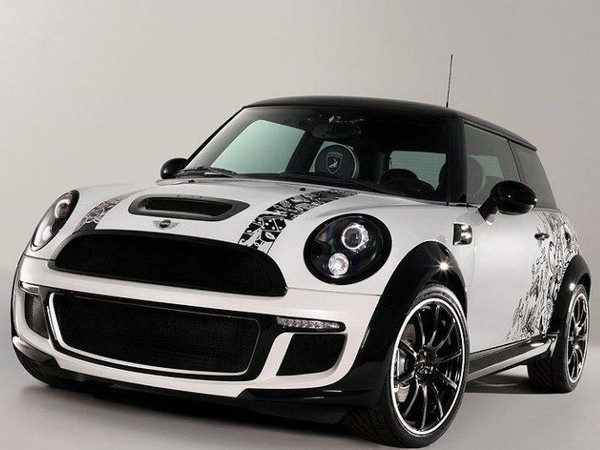 mini cooper s by denis simachev. Black Bedroom Furniture Sets. Home Design Ideas