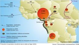 Pollution aux hydrocarbures : le delta du Niger à la loupe