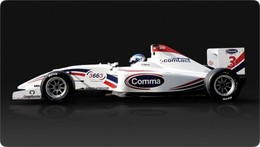 F2: La monoplace Williams va évoluer en 2010