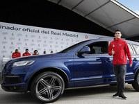 Audi : le Q7, véhicule favori des joueurs du Real de Madrid