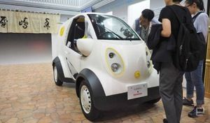 Honda produit maintenant en 3D