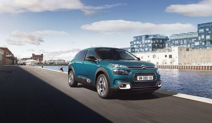 Citroën C4 Cactus restylée : à partir de 16950€