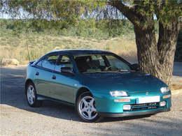 La p'tite sportive du lundi: Mazda 323F Astina V6.