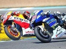 Moto GP: Lorenzo rappelle qu'il est tombé avec les honneurs