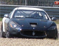 Maserati GranTurismo: la GT3 surprise en test!
