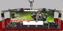 Actualité - Salon de la moto: le Grand Prix de France y sera