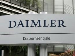 Daimler embauche 10.000 personnes en 2011