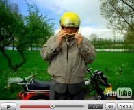 Vidéo moto : dans votre casque, il y a de la vie…