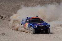 Dakar 2010-étape 7: Victoire d'Al-Attiyah, qui se rapproche de Sainz !