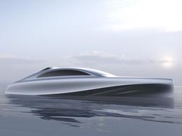 Mercedes présentera bientôt un yacht en hommage aux flèches d'argent
