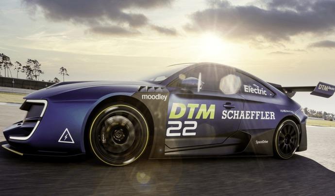 Le mythique championnat allemand DTM va se mettre à l'électrique