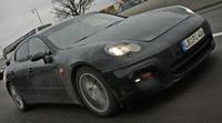 Porsche Panamera: un peu de VW et d'Audi dedans