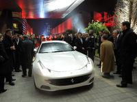 Genève 2011 : Ferrari FF, toutes les images de la présentation