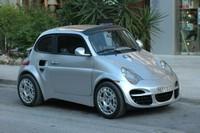 La knacki-ball du lundi soir: Fiat 500 Porsche