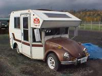 """Cox Camping ou le """"scarabéscargot"""""""