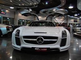 Mercedes SLS AMG par Fab Design : le résultat en vrai