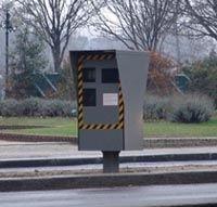Sécurité routière : les radars flashent de moins en moins