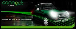 Madrid et Berlin ont adopté le service d'auto-partage Connect by Hertz