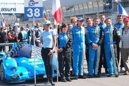 Une nouvelle LMP2 signée Norma pour le Pegasus Racing!