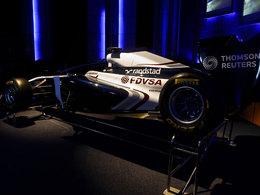 F1 - Williams dévoile la vraie livrée de la FW33