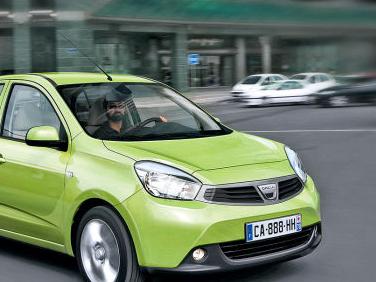 Future citadine Dacia à 5000 euros: comme ça?